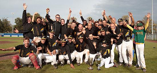 L&D Amsterdam kampioen van 2011