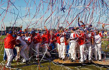 Cuba wint Haarlemse Honkbalweek