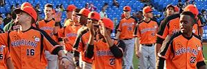In 2014 nam een Nederlands team deel aan het WK U21 in Taiwan.